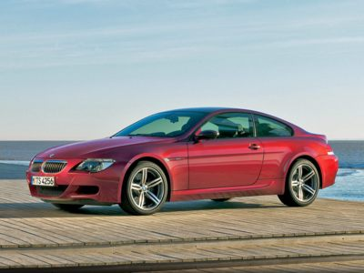 2010 BMW M6 picture