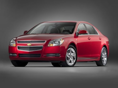 The 2011 Chevrolet Malibu is one of the many GM cars that will be compatible with the OnStar app.