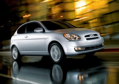 2010 Hyundai Accent Blue Picture