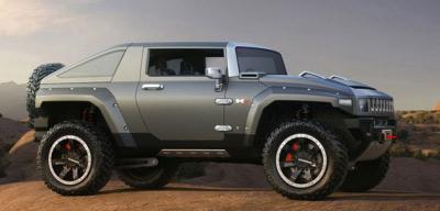 Concept Hummer HX Picture