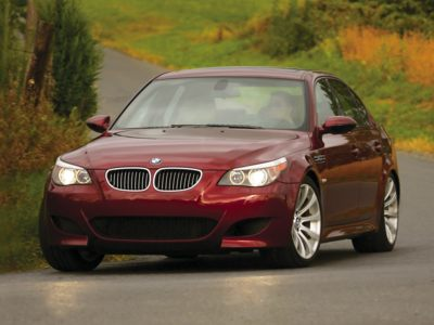 The 2010 BMW M5