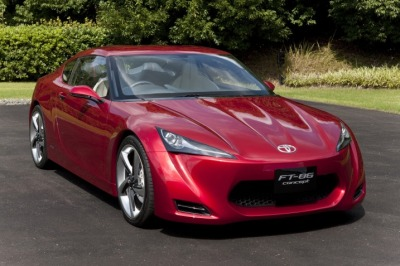 Toyota FT-86 picture 1
