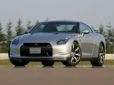 2010 Nissan GTR picture