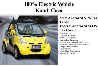 Kandi Coco Picture via autoblog