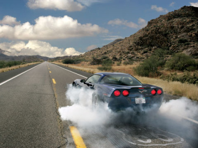 07 Corvette Z06 picture via Corvetteblogger