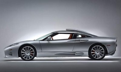 Spyker Aileron picture