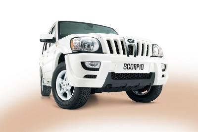Mahindra Scorpio picture