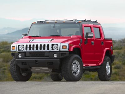 2010 Hummer H2
