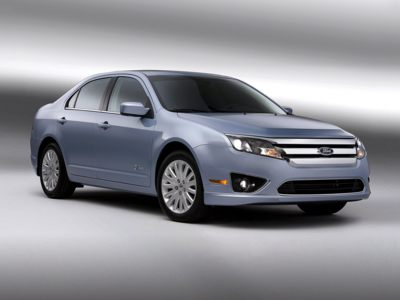The 2010 Ford Fusion Hybrid was the most recommended car on Consumer Reports Top Picks of 2010 list.