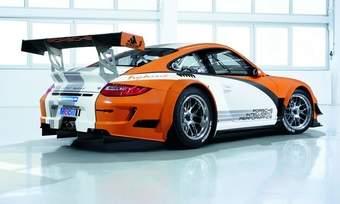 Porsche 911 Hybrid picture