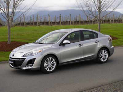The 2010 Mazda 3 is available with 0% financing for up to 60 months during June.