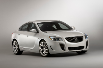 2011 Buick Regal Named Top Safety Pick