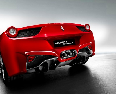 Not that the 458 Italia is ugly, it just doesn't elicit the same visceral reaction.