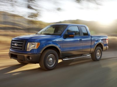 2010 Ford F140 FX4