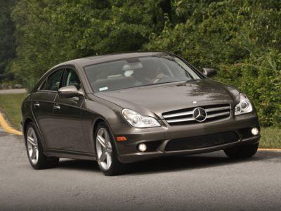 2010 Mercedes-benz CLS550