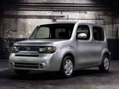 The 2010 Nissan Cube.