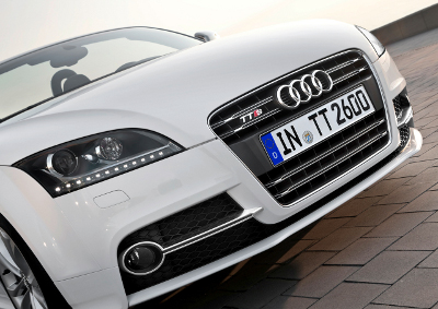 2011 Audi TT LED Lights