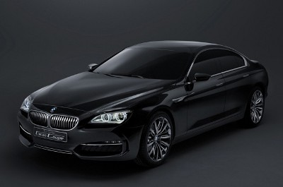 BMW Gand coupe