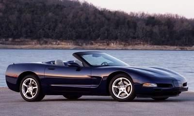 2004 chevy corvette recall