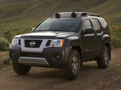 2010 Nissan Xterra recall