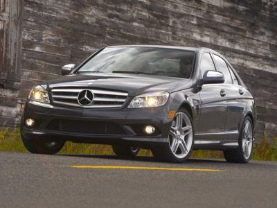 The 2010 Mercedes-Benz C-Class Sedan will be joined by a coupe next year and a convertible in 2013.
