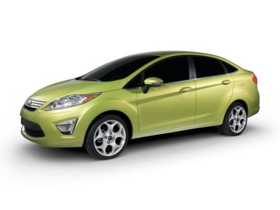 The 2011 Ford Fiesta