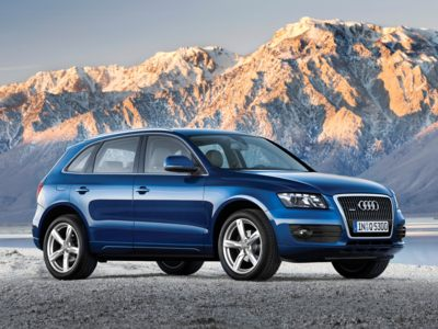 The 2010 Audi Q5 3.2t Quattro can be leased during June for $539 a  month.