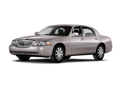The 2010 Lincoln Town Car is a great deal during June.