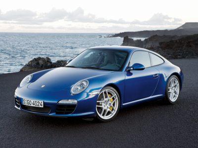 The 2010 Porsche 911.