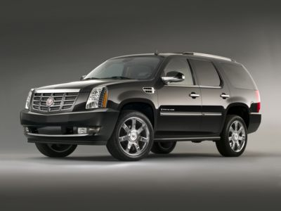 The Cadillac Escalade is available with 0% financing for 60 months during June.