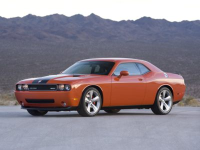 The 2011 Dodge Challenger SRT-8 will look very similar to this 2010 model.
