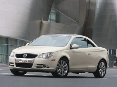 The 2010 Volkswagen Eos is available with 0% financing during June.