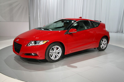 The CRX's DNA is apparent in the 2011 Honda CR-Z, which might be the best looking hybrid you can buy this year.