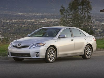 The 2011 Camry Hybrid (yes that`s right, Toyota is selling the 2011 model already) is the star of Toyota`s lineup during June.