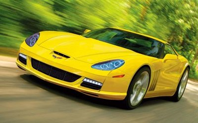 An artist's rendering of what the C7 Corvette may look like.