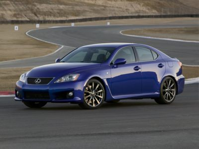 The 2010 Lexus IS-F is one of the models that may be included in the recall.