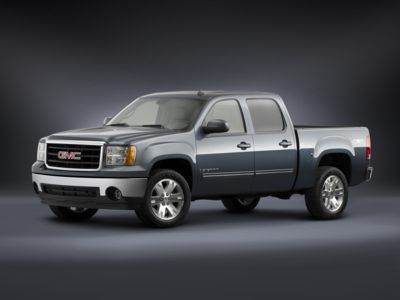 the 2010 GMC Sierra 1500.