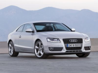 The 2011 Audi A5.