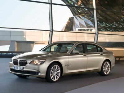 The 2011 BMW 7-Series can be bought with 0.9% financing during July.