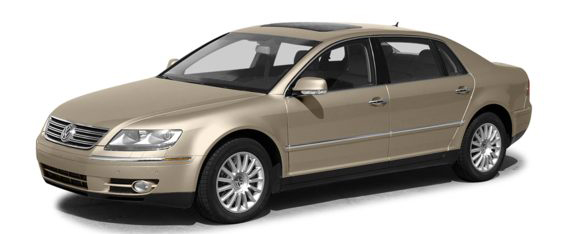 The 2006 Volkswagen Phaeton sold so poorly that VW pulled the car from the U.S. market, but the company plans to give it another try, possibly in 2013.