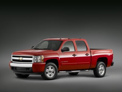 The 2010 Chevy Silverado 1500 is available with huge cash back incentives during August.