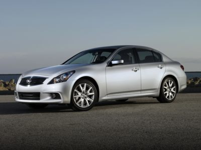 The new Infiniti G25 will be identical to the 2010 G37, pictured here.