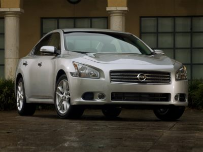 Most Nissan models, including the 2010 Maxima shown here, are available with 0% financing incentives during August.