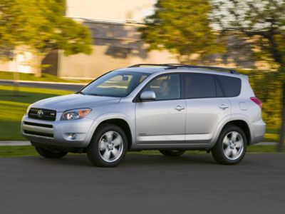 The 2010 Toyota Rav4 can be leased for just $169 a month during August.