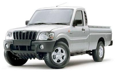 2011 Mahindra Diesel Pickup