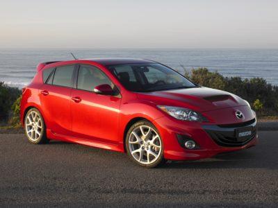 2011 Mazdaspeed 3