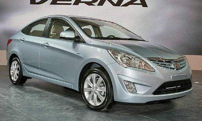 2012 Hyundai Accent Verna