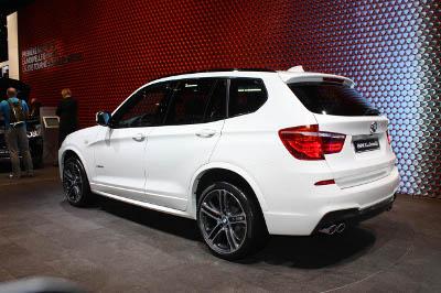 2011 BMW X3 2