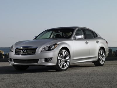 The 2012 Infiniti M35 Hybrid will probably look very similar to the 2011 M37 shown here.