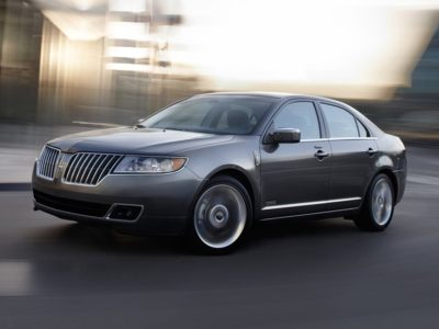 the 2011 Lincoln MKZ Hybrid, which is the same cost as the gasoline-only model, is one of Lincoln's new luxury cars designed to compete with the likes of BMW, Lexus and Mercedes.
